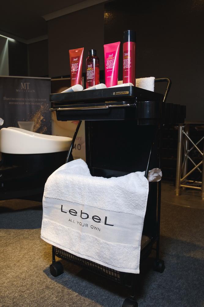 TAKARA BELMONT и LebeL представили в России мужскую линию эксклюзивных уходов для волос и кожи головы - THEO