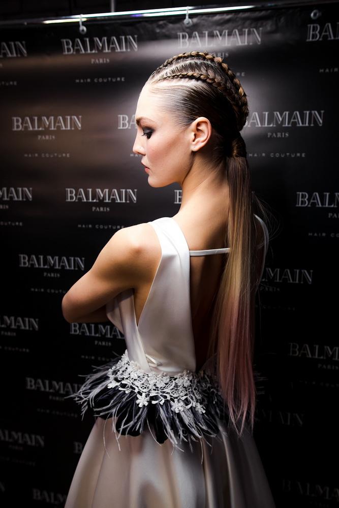 Events: презентация бренда BALMAIN HAIR в России «Женщины с волосами HAUTE COUTURE»