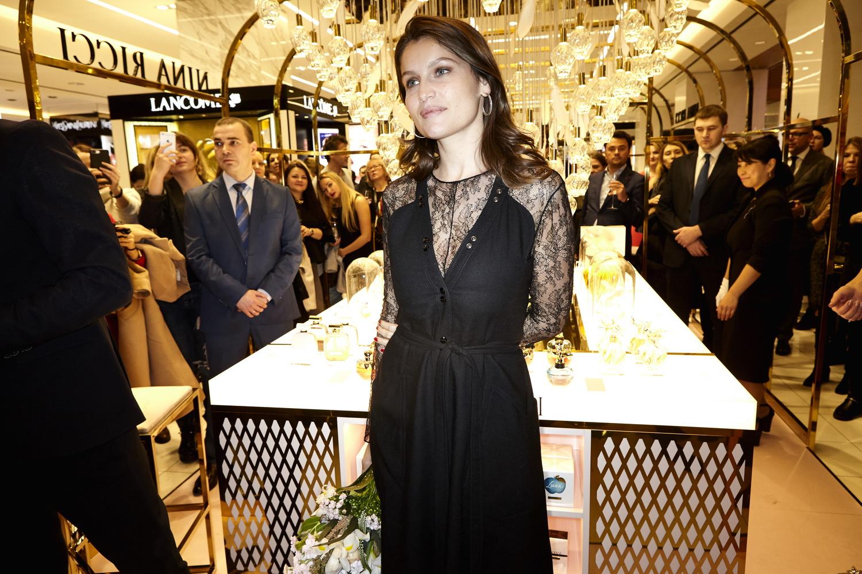 Летиция Каста открыла pop-up пространство Nina Ricci в ЦУМе