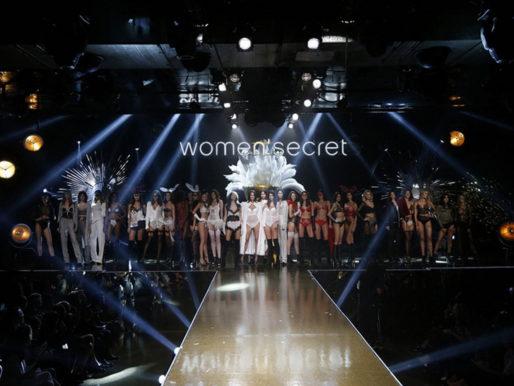 Эльза Патаки – главная героиня нового фильма WOMEN'SECRET в жанре Noir
