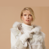 Lorena Antoniazzi: непревзойденная классическая элегантность