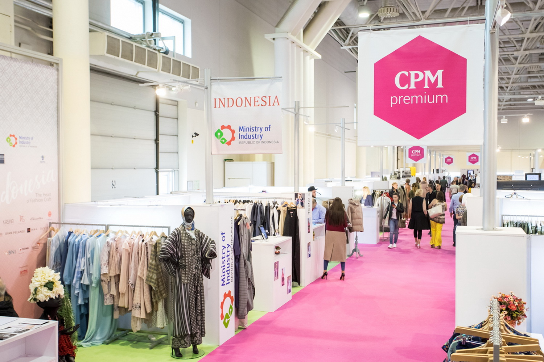 19 февраля стартует 30-я юбилейная выставка CPM – Collection Premiere Moscow