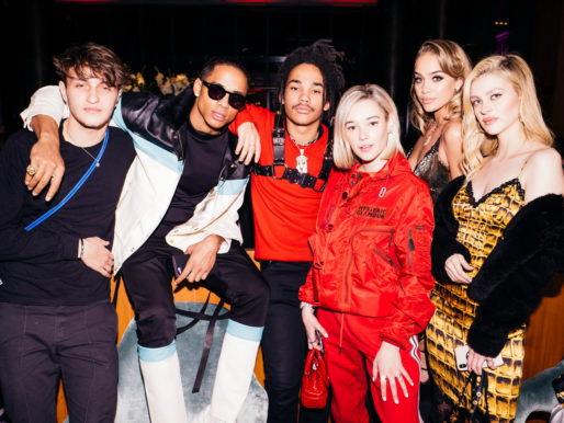 Вечеринка Bvlgari в рамках Миланской недели моды