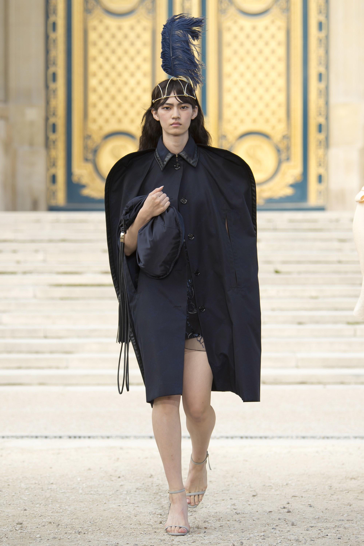Модный дайджест: плащи. Nina Ricci, Весна-Лето 2018
