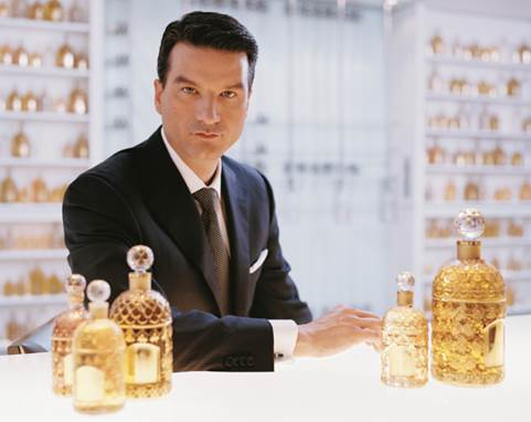 Мэтр-парфюмер Дома Guerlain Тьерри Вассер посетит открытие бутика Guerlain Parfumeur в ЦУМе