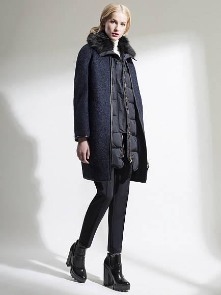 В ритме мегаполиса: пальто-трансформер Pompa