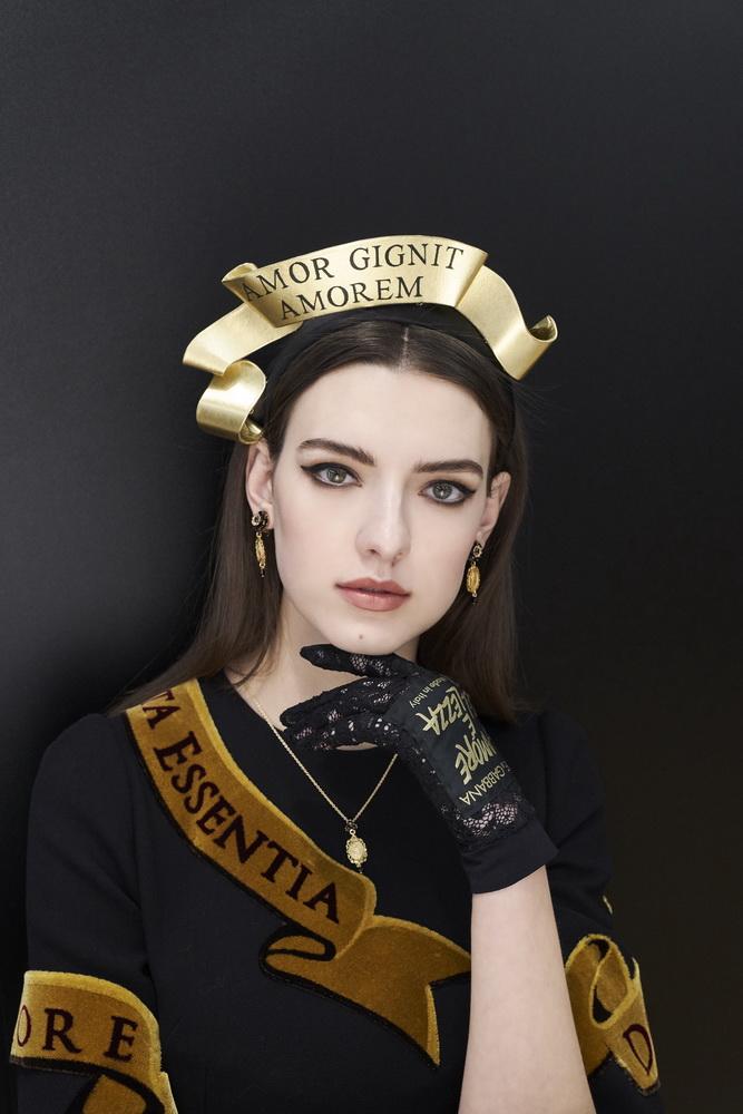 Тренды макияжа от Dolce&Gabbana