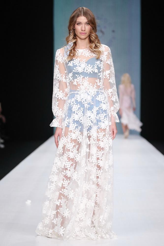 Весна-Лето 2018: FashionLoveStory на подиуме MBFWRussia
