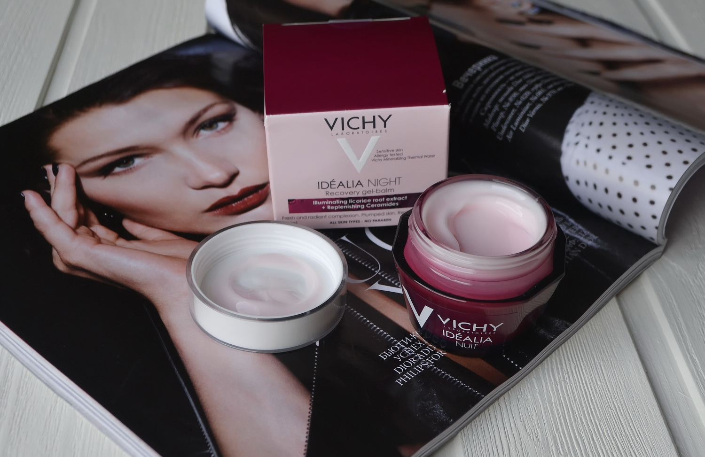 Ночной уход с Vichy IDEALIA