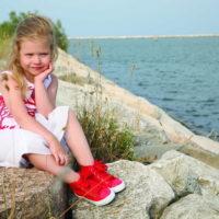 Коралловый остров: весенне-летняя коллекция Gulliver для девочек