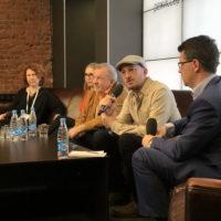 Даррен Аронофски открыл фестиваль Telling Stories Fest