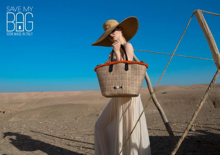 Лукбук итальянская марка сумок-чехлов Save My Bag