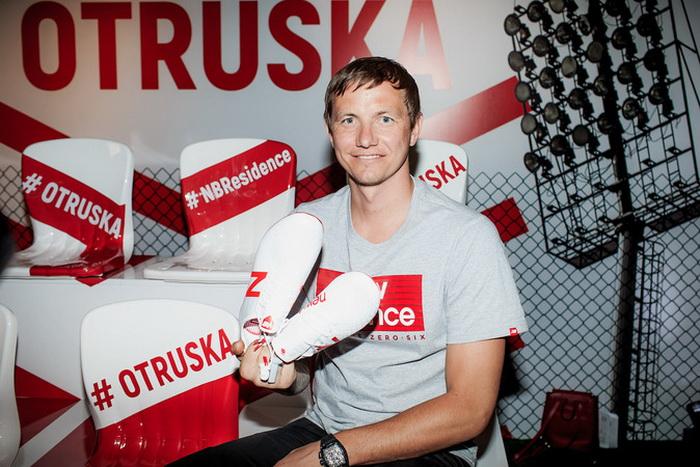 Новая футбольная коллекция Otruska Pack от New Balance