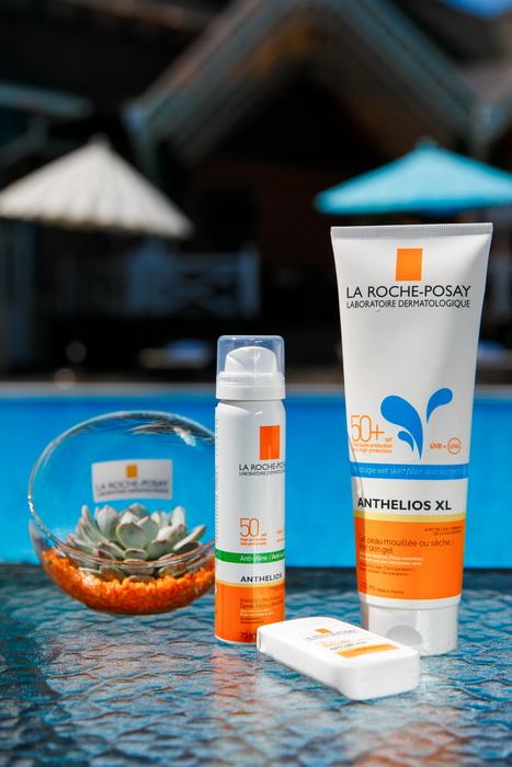 #Защитисвоюкожу: новинки гаммы солнцезащитных средств ANTHELIOS от La Roche-Posay
