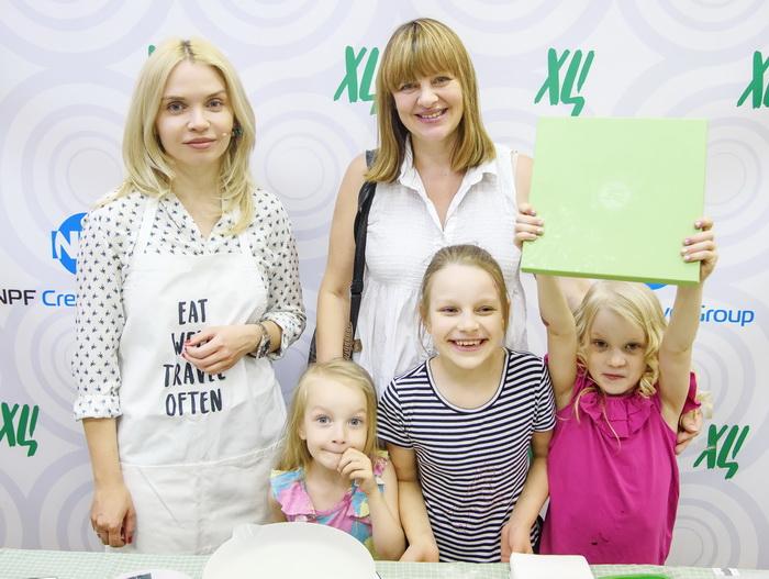 Время печь: мастер-класс по приготовлению пончиков в Супермаркете ХЦ «Лейпциг»
