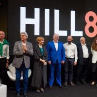 «Сити-XXI век» представила проект HILL8 – новый знаковый восьмой холм Москвы