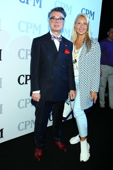 Стартовал 31-й сезон лидирующей выставки индустрии моды CPM – Collection Premiere Moscow