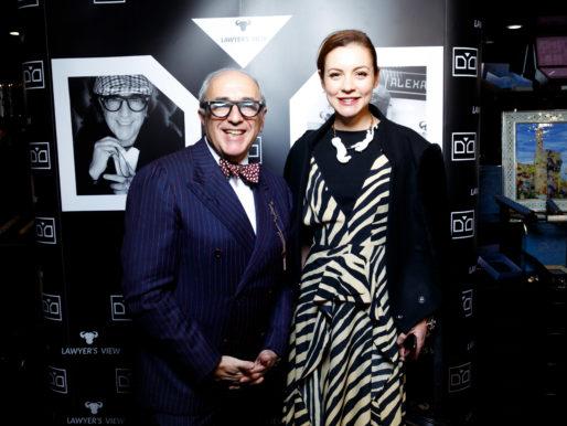 Открытие бутика модных аксессуаров ALEXANDER DO