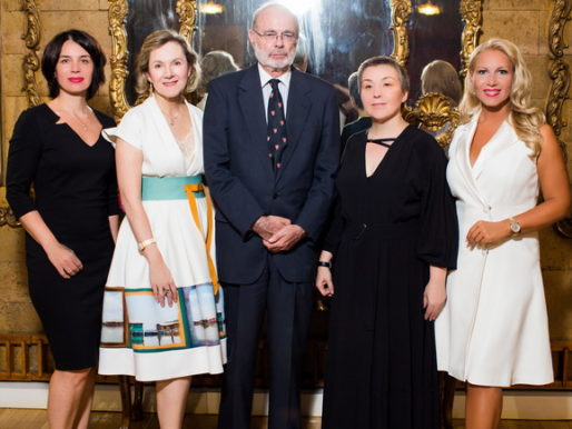В Посольстве Республики Колумбия состоялся показ новой коллекции бренда Ellipse