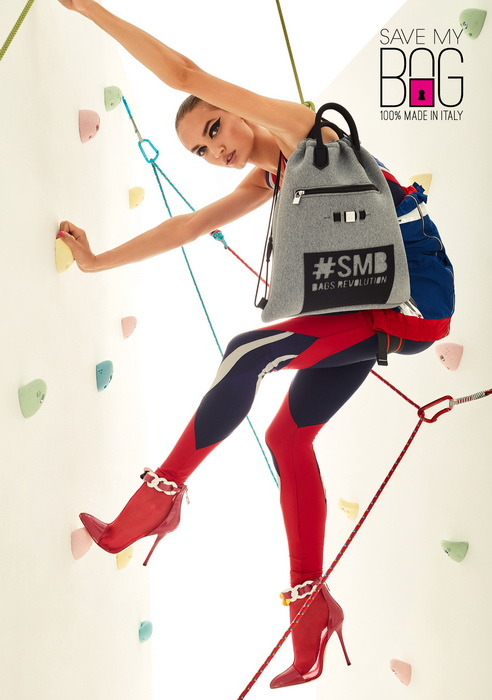 Save!Rock!Climb! Новая коллекция сумок Save My Bag