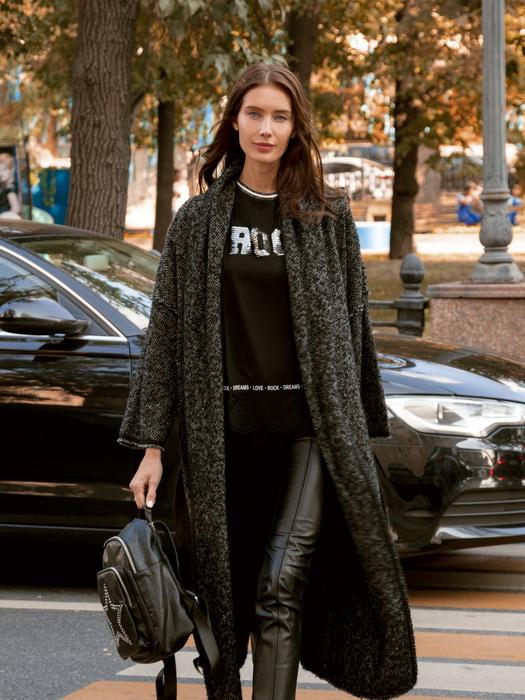 Как одеться на неделю в Москве, чтобы стать звездой стритстайла? Образ из новых коллекций сети ХЦ