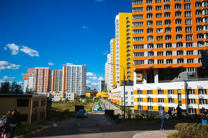 Жизнь кипит: открытие миниполиса Радужный в Видном