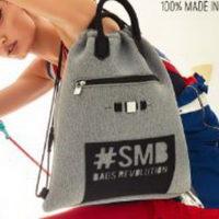 Сумка месяца: логомания #SMB от Save My Bag