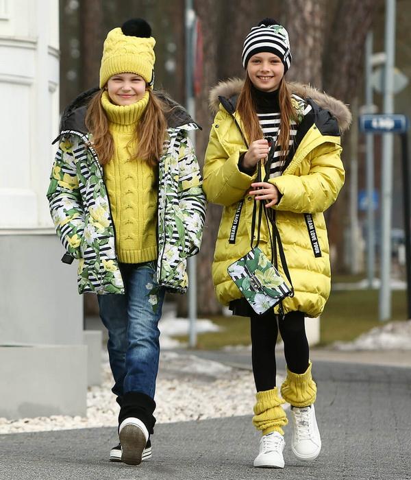 Модный бренд детской одежды Gulliver представил новую коллекцию