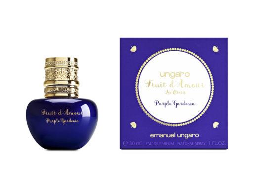 Новая коллекция ароматов Fruit d'Amour Les Elixirs от Emanuel Ungaro