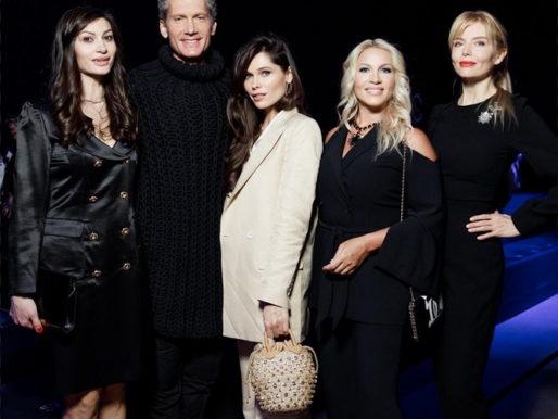 Mercedes-Benz Fashion Week Russia: показ коллекции FW 2019/2020 бренда LAKBI