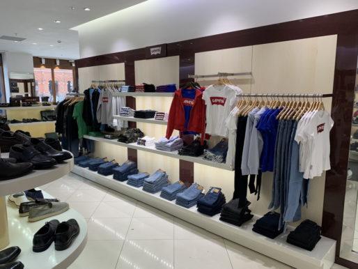 Cеть магазинов Rendez-Vous запускает продажу одежды