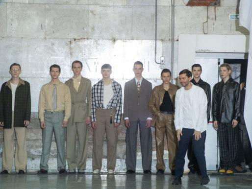 Показ обновленного бренда дизайнера Леонида Алексеева – HOUSE OF LEO