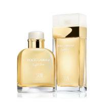 LIGHT BLUE SUN: лимитированная коллекция Dolce&Gabbana Beauty