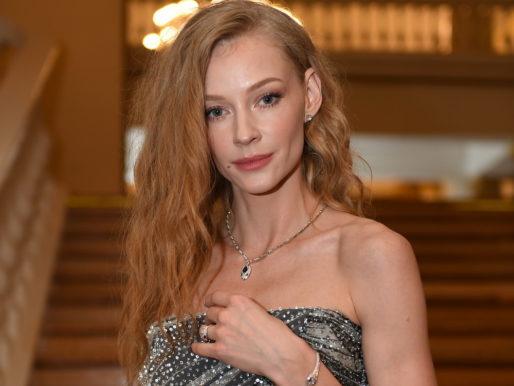 Светлана Ходченкована церемонии открытия кинофестиваля «Кинотавр» в Сочи