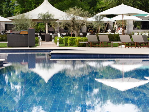 Планы на лето: Вилла La Villa du Lac на берегу Женевского озера