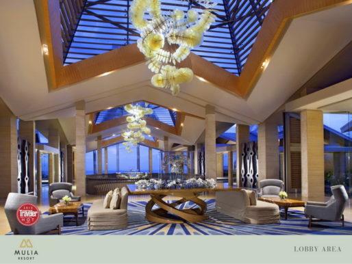Ультрасовременный курорт комплекса The Mulia, Mulia Resort & Villas - Нуса-Дуа, Бали.