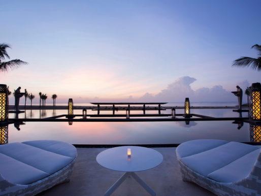 Mulia Bali - лучший отель для отдыха в Индонезии