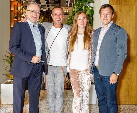 В Москве состоялся пресс-завтрак выставки Collection Premiere Moscow