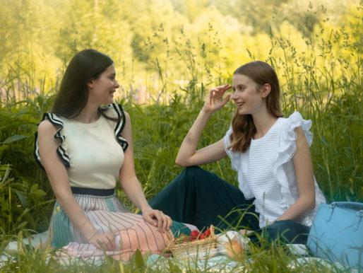 Летняя идиллия в мегаполисе: модные образы на июль