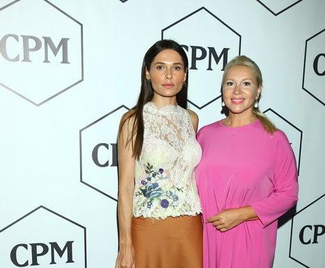 Олеся Судзиловская, Полина Аскери, Максим Аверин, Екатерина Стриженова и другие звезды стали гостями 33-й выставки CPM