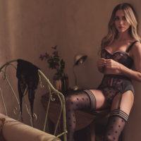 Анн-Катрин Гётце создала для голландского бренда Hunkemöller коллекцию нижнего белья для девушек разных форм и размеров