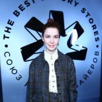 Алёна Ахмадуллина, Оксана Бондаренко и Игорь Манн на церемонии вручения премии The Best Luxury Stores Awards