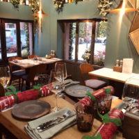 За новогодним настроением: ресторан SimpleWine&Kitchen на Лесной улице
