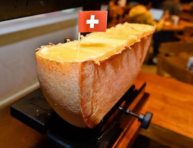 Швейцарская кухня в Москве