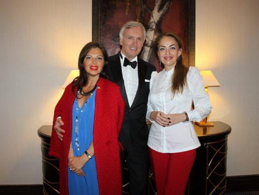 Вторая международная премия THE MEDICAL STARS AND BEAUTY AWARDS была посвящена ученым, медикам и волонтерам