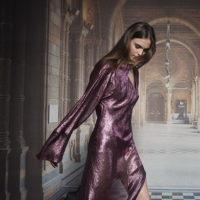 Итальянский модный дом Genny представил новую рекламную кампанию