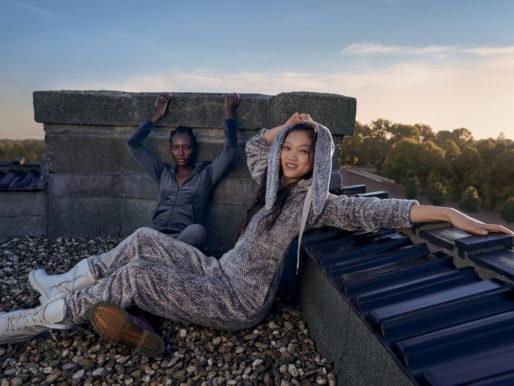Нидерландский бренд Hunkemöller представляет новую коллекцию домашней одежды и аксессуаров