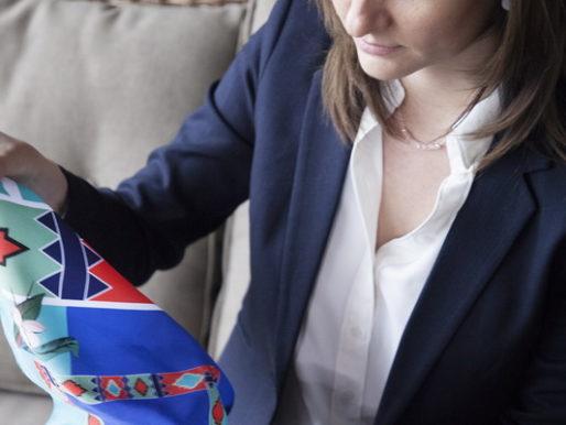 Интервью с создательницами бренда шелковых аксессуаров CADO