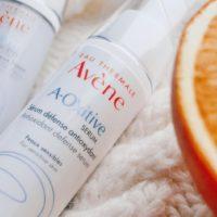 Гамма Avène Eau Thermale A-Oxitive для уставшей, тусклой, лишённой энергии кожи с мимическими морщинами