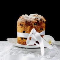 Сара Кавацца Факкини приготовил рождественский миланский десерт Панеттоне по своему эксклюзивному рецепту